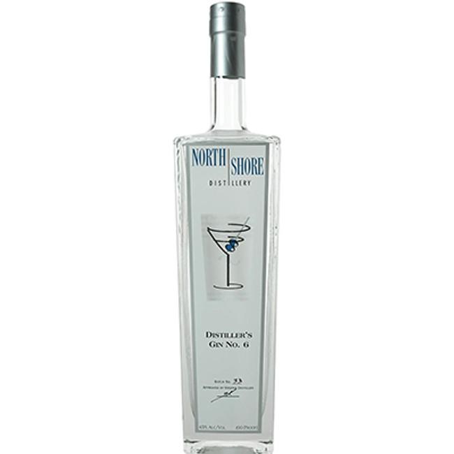 North Shore Distiller's Gin No. 6