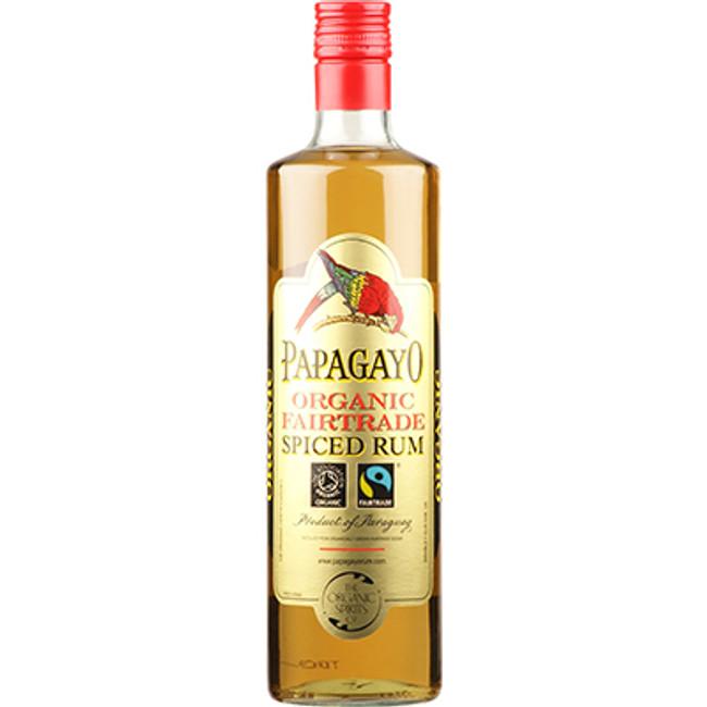 Organic Spirits Co Papagayo Organic Spiced Rum
