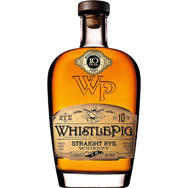 Whistle Pig	10 Years Old Rye