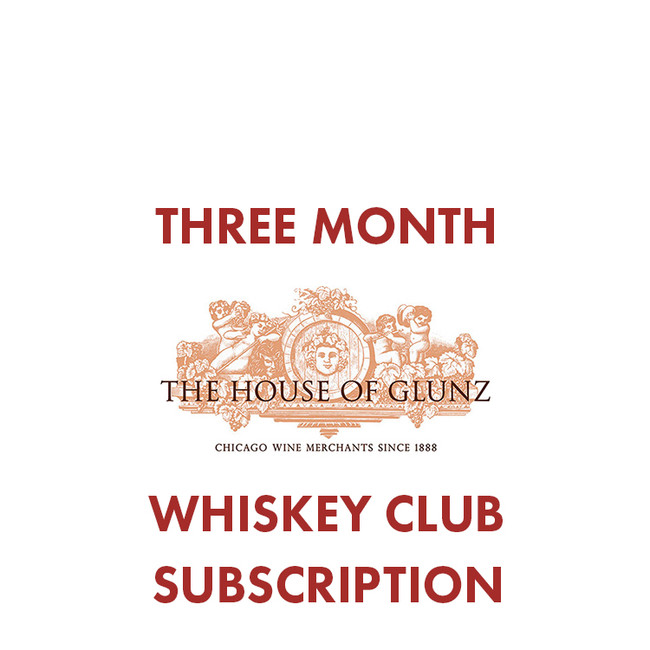 3 Month Whiskey Club Subscription