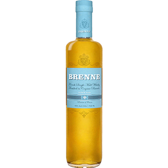 Brenne	Single Malt Whisky Finished in Cognac Barrels