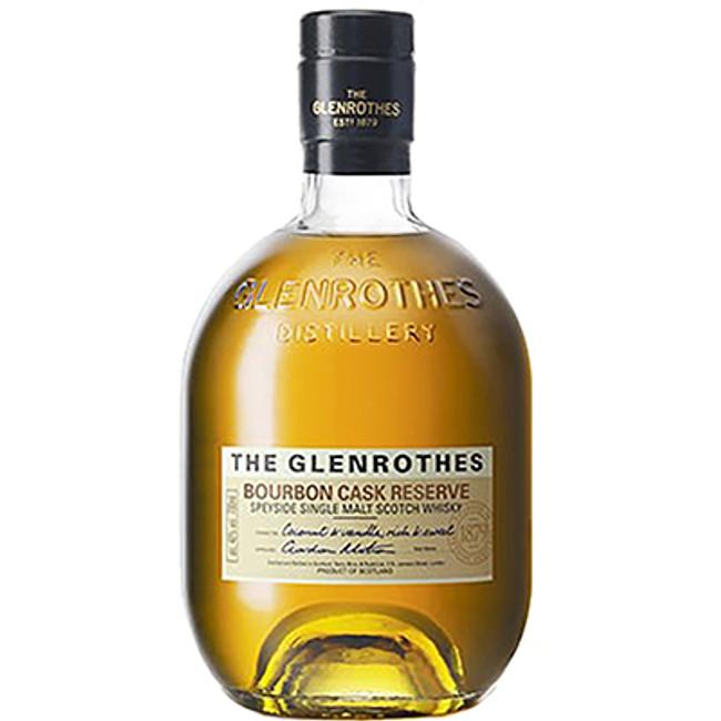 GlenrothesSpeyside Bourbon Cask Reserve Single Malt Whisky