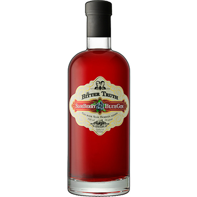 The Bitter Truth Sloe Berry Blue Gin