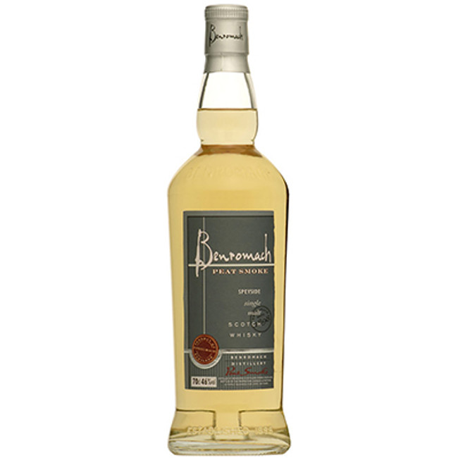 Benromach Speyside Peat Smoke Single Malt Whisky 8 Years Old