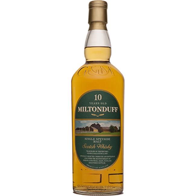 Miltonduff Speyside Single Malt Whisky 10 Years Old Gordon & MacPhail Bottling