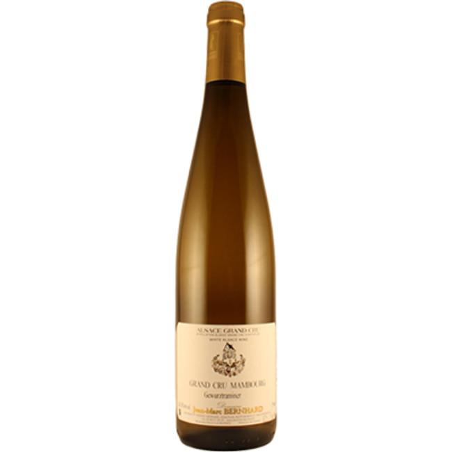 Domaine Jean-Marc Bernhard Alsace Grand Cru Mambourg Gewurztraminer (2011)