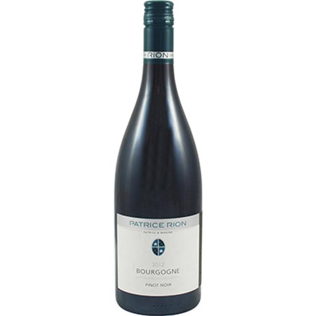 Patrice Rion Bourgogne Pinot Noir (2012)