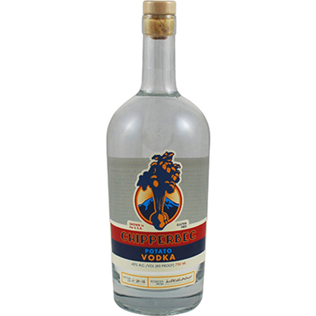 Chipperbec Vodka 750ml