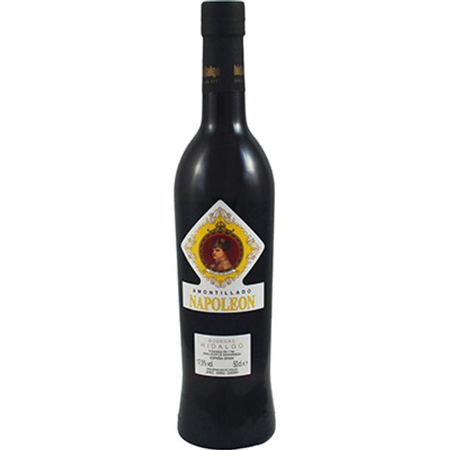 Bodegas Hidalgo Napoleon Amontillado Sherry 500ml