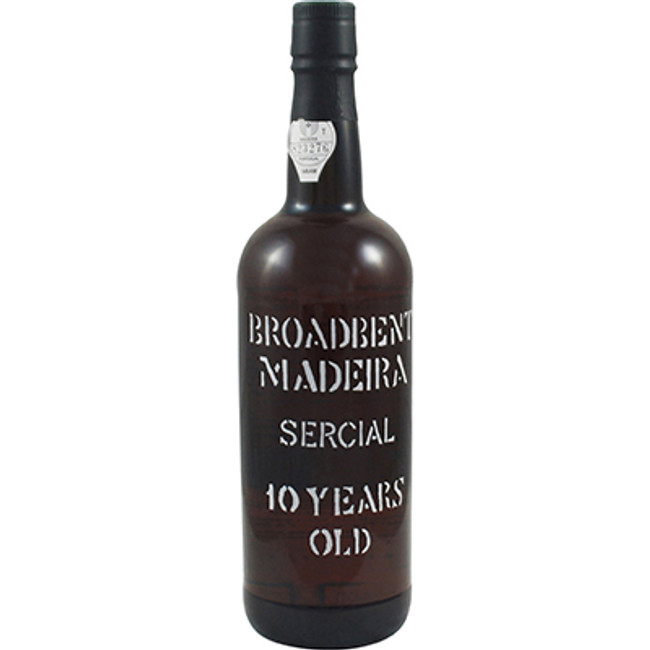 Broadbent Sercial Madeira 10 Years Old
