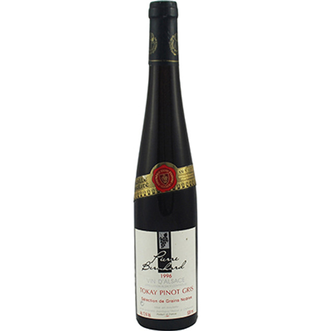 Pierre Bernhard Vin d'Alsace Tokay Pinot Gris 500ml (1996)