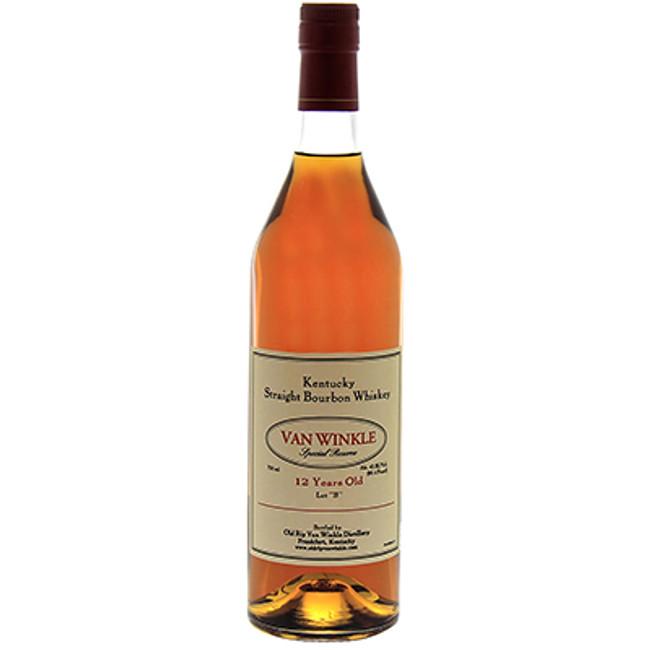 Van Winkle Special Reserve 12 Years Old Bourbon