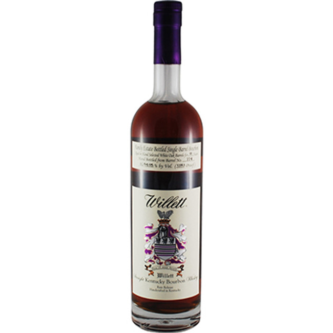Willett Straight Kentucky Bourbon 11 year Rare Release