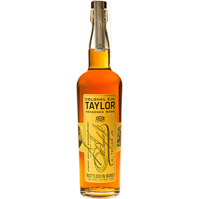 E. H. Taylor	Cured Oak Straight Kentucky Bourbon Whiskey