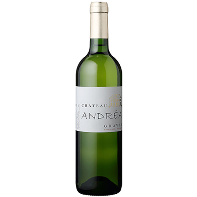 Chateau Andréa Graves Blanc (2014)
