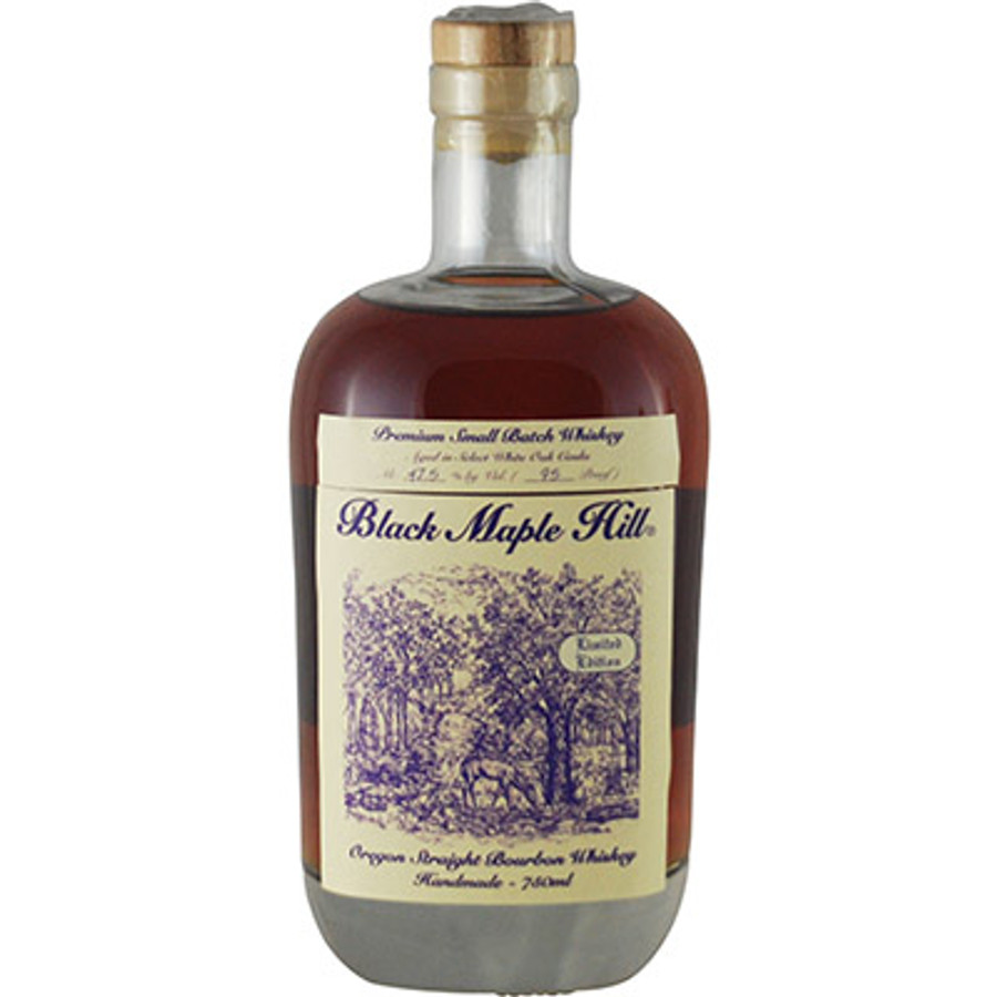 Black Maple Hill Oregon Straight Bourbon Whiskey, Limited Edition