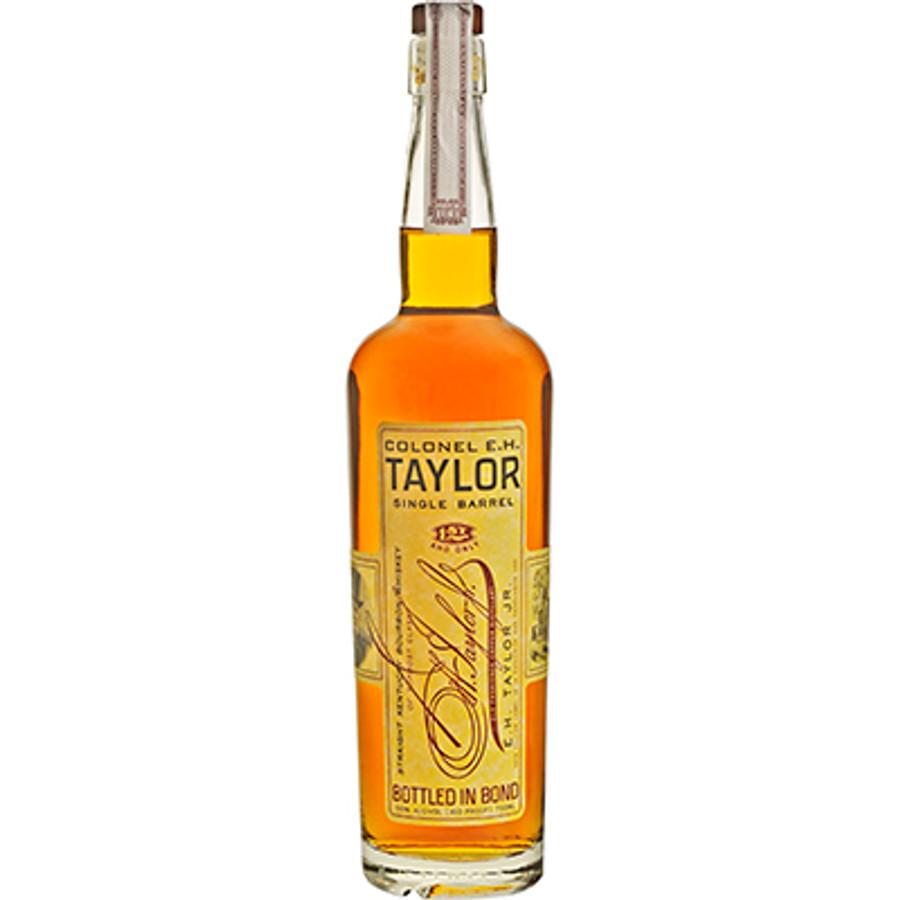 E. H. TaylorSingle Barrel Bourbon