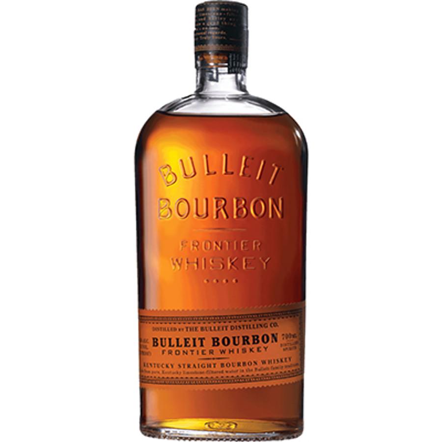 Bulleit Frontier Whiskey 10 Years Old Bourbon