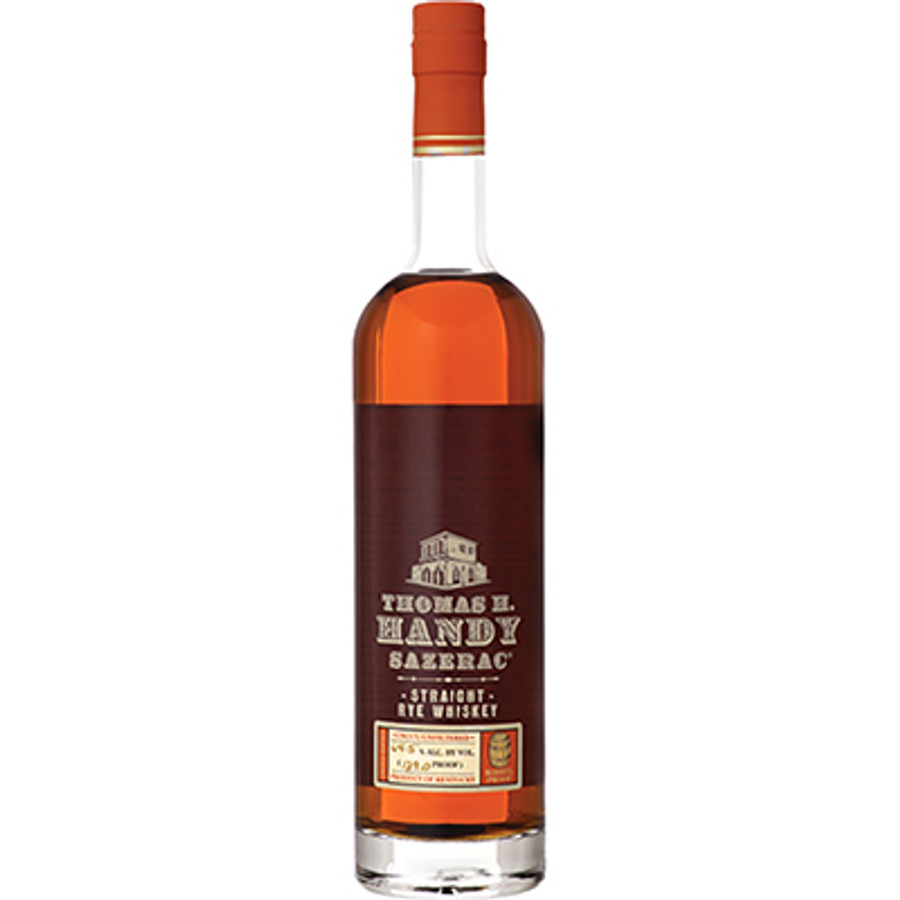 "Thomas H. Handy Sazerac Straight Rye Whiskey Barrel Proof Uncut/Unfiltered ""Antique Collection"""
