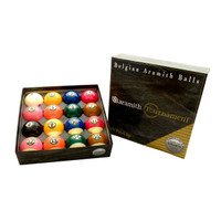 Aramith - Tournament TV Ball Set