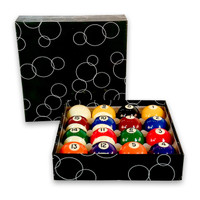 Standard Pool Ball Set