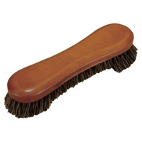 "Pool Table Brush - 10.5"" - Horse Hair - Honey"