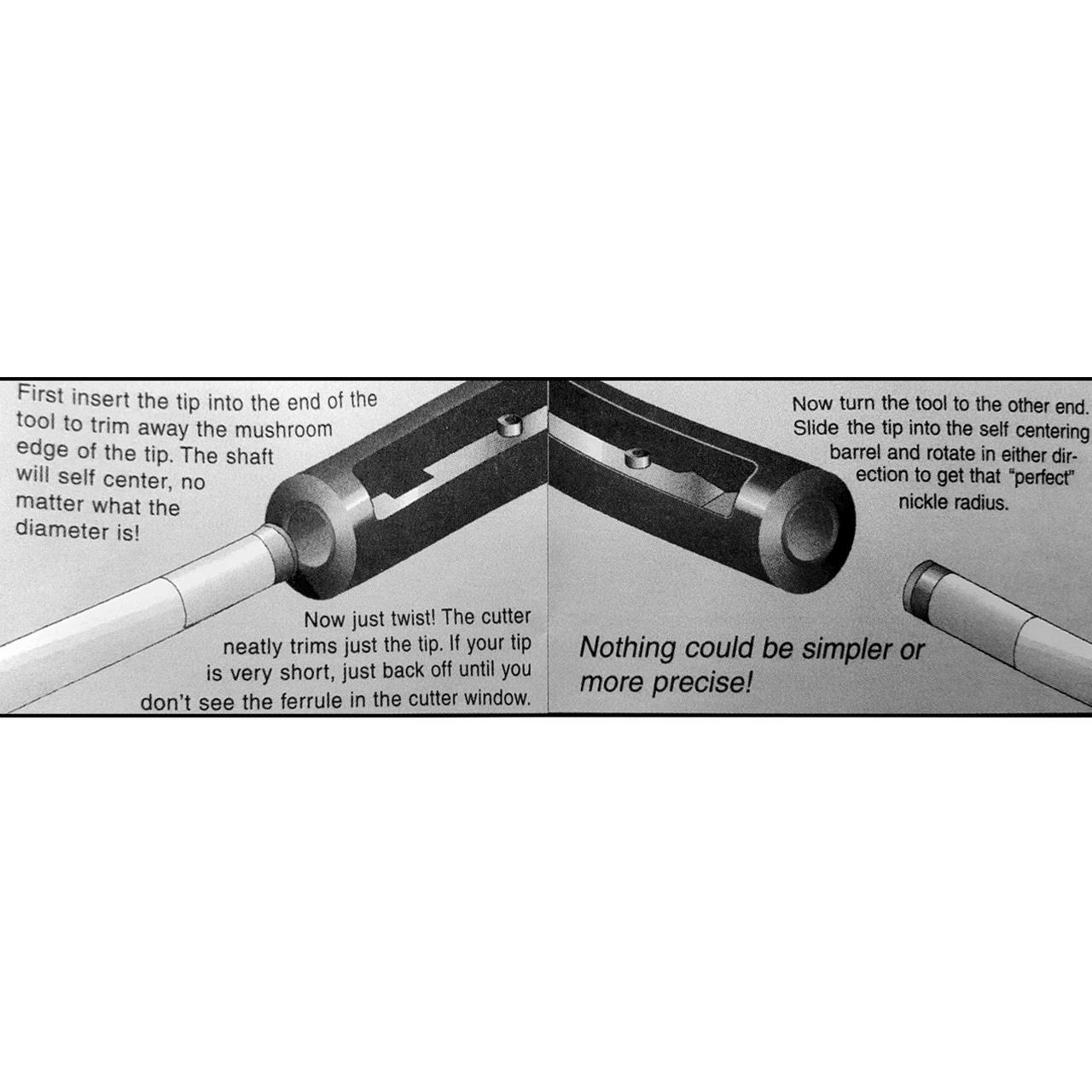 Porper Cut Rite - Instructions