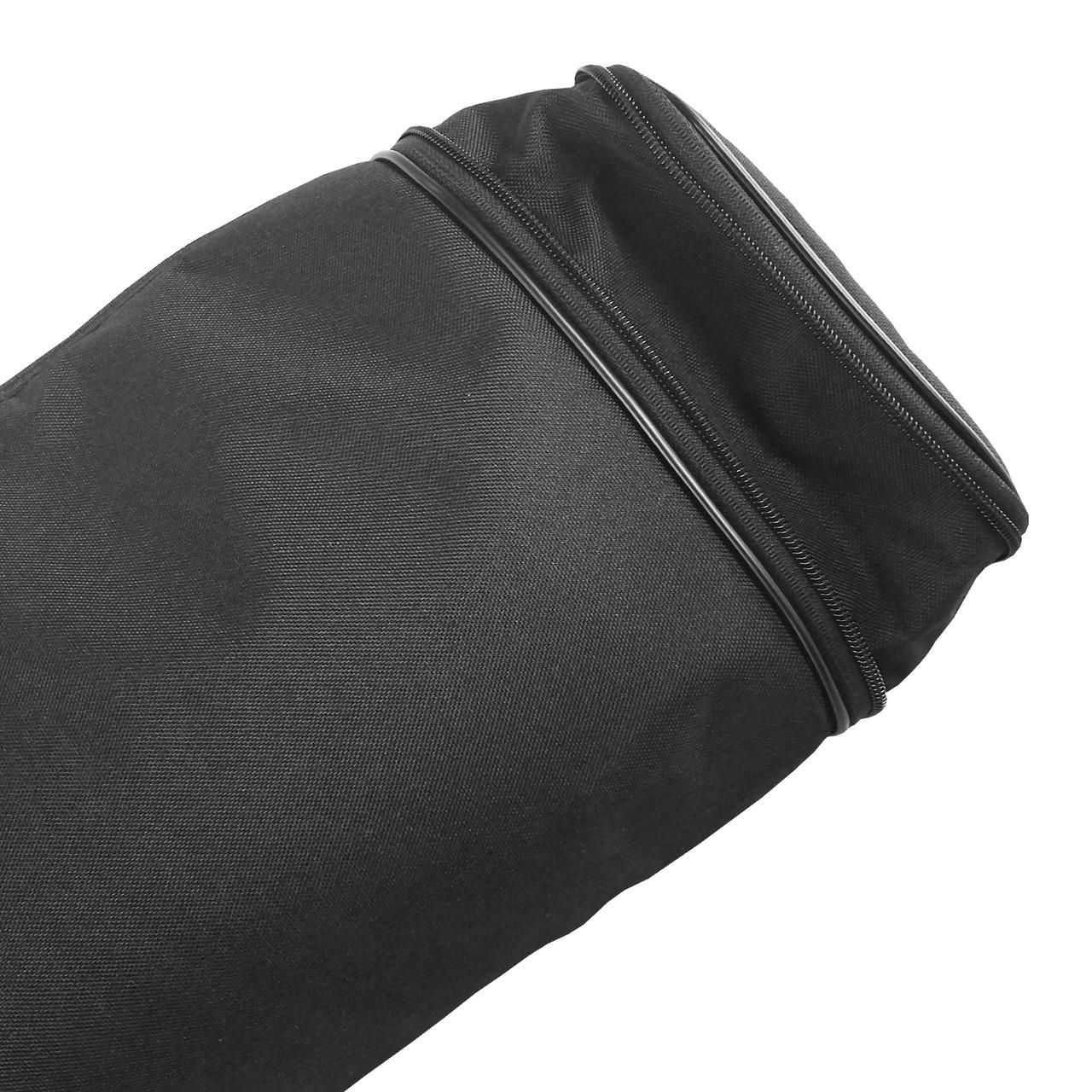 Pool Case Travel Bag - Zipper Extension