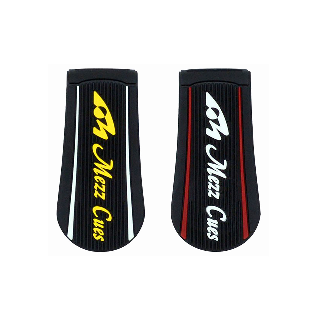 Mezz Chalk Holder - Red and Yellow