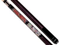 Players Y-B01 - 52 Inch Youth Cue w/Case - Thumbnail