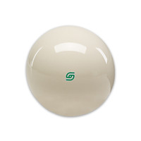 Aramith Magnetic Cue Ball - Green Logo