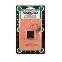 Cue Cube/Shaft Slicker Combo