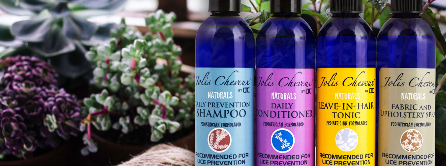Natural & Non Toxic Lice Care Products