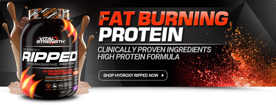Buy Hydroxy Ripped Protein Powder Online