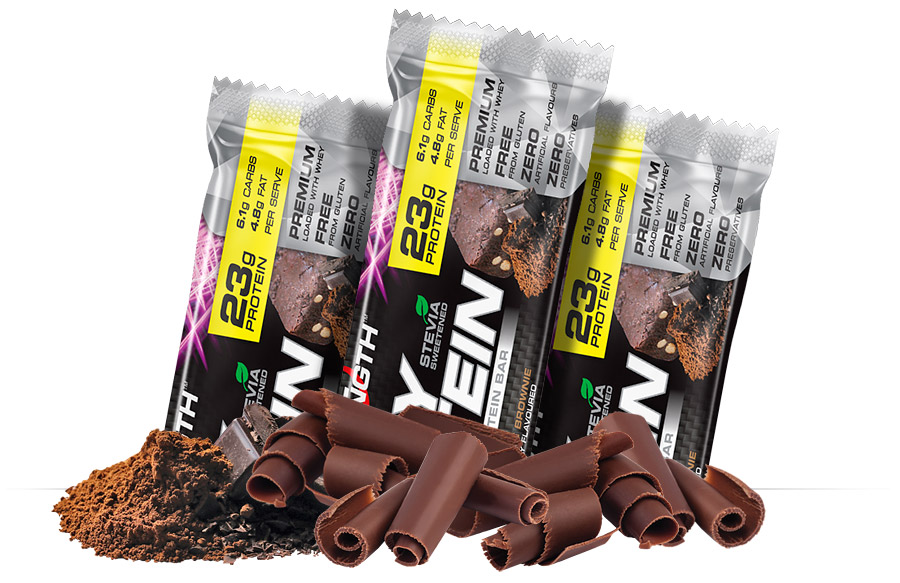 Great Whey Protein Bar Taste