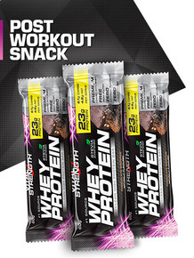 Vitalstrength Whey Clean High Protein Bar