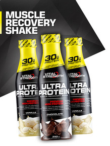Ultra Protein Muscle Recovery Shake