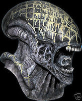 Alien Movie Deluxe Alien Halloween Mask Costume Prop