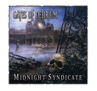 Gates of Delirium Midnight Syndicate Halloween CD Soundtrack Music