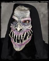 Victum Demon Ghoul Creature Halloween Costume Mask