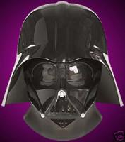 Star Wars Movie Darth Vader Delx Halloween Mask Costume