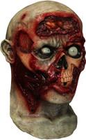 Pulsing Brains Digital Zombie Walking Dead Undead Halloween Costume Mask