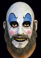 House of a 1,000 Corpes Captain Spaulding Clown Halloween Costume Mask
