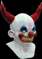 Chingo the Clown Creepy Circus Evil Freak Halloween Costume Mask
