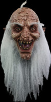 Gutter Boils Disfigured Troll Hag Witch Halloween Costume Mask
