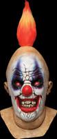 Squancho the Evil Circus Freak Clown Halloween Costume Mask