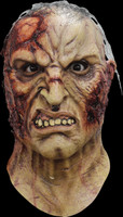 Mortus Menacing Evil Zombie Corpse Halloween Costume Mask