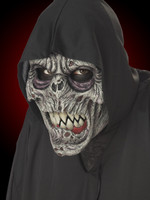 Ani-Motion Night Fiend Ghoul Moving Halloween Costume Mask