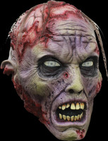 brains Gory Zombie Corpse Walker Gore Halloween Costume Mask
