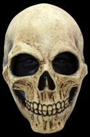 Classic Bone Skull Detailed Halloween Costume Mask